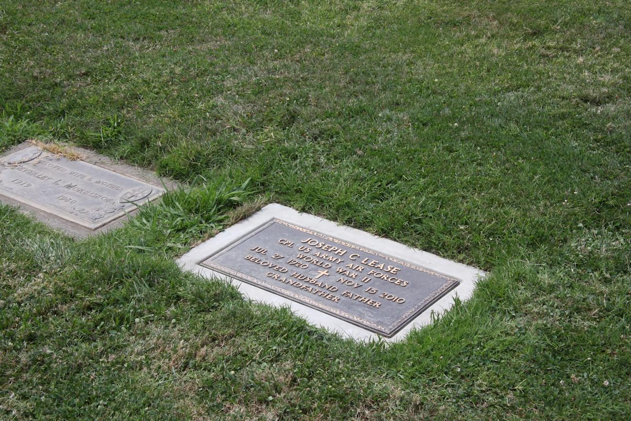 Jeff - Grave